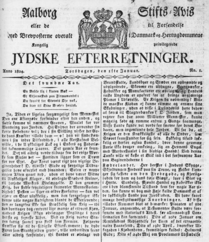 Kilder | NORDJYSKE Historiske Avisarkiv